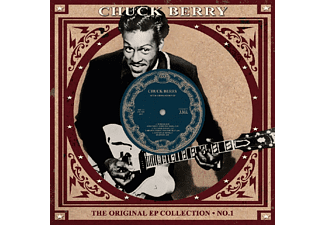 Chuck Berry - Original EP Collection 1 (10 inch/weisses Vinyl) - (Vinyl)