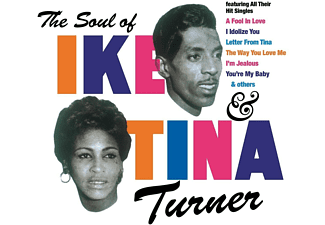 Ike & Tina Turner - The Soul Of Ike & Tina - (Vinyl)