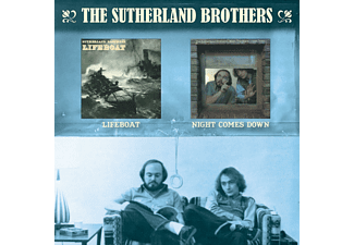Sutherland Brothers - LIFEBOAT/NIGHT COMES DOWN - (CD)