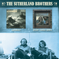 Sutherland Brothers - LIFEBOAT/NIGHT COMES DOWN [CD]