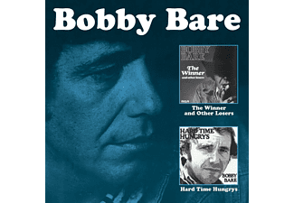Bobby Bare - THE WINNER AND OTHER LOSERS/HARD TIME HUNGRYS - (CD)