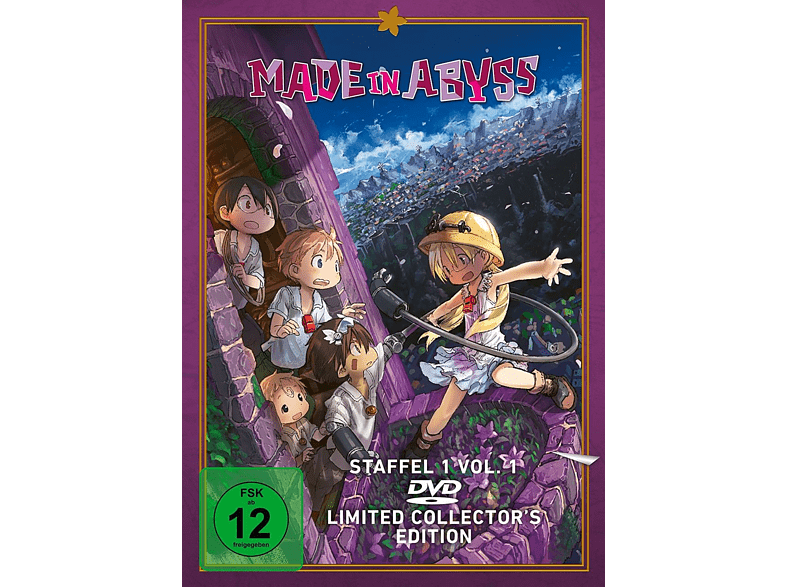 Made in Abyss - Staffel 1.Vol.1 [DVD]