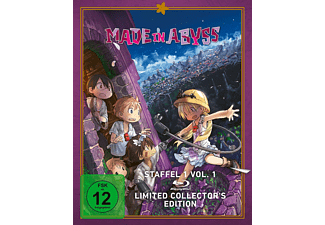 001 - MADE IN ABYSS (LIMITED COLLECTOR S EDITION) - (Blu-ray)