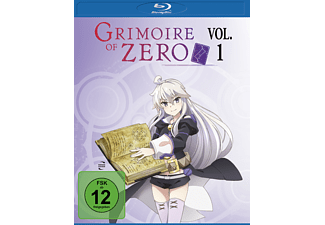 GRIMOIRE OF ZERO 1 - (Blu-ray)