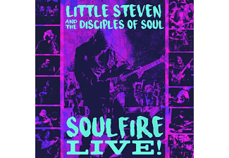 Little Steven & The Disciples Of Soul - Soulfire Live! (3CD) - (CD)