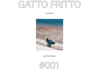Gatto Fritto - The Sound of Love Internationa - (CD)