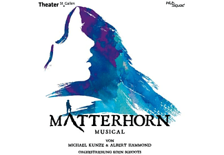 Theater St. Gallen - Matterhorn ? Das Musical - (CD)