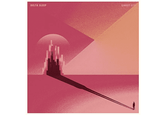 Delta Sleep - Ghost City (LP) - (Vinyl)