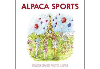 Alpaca Sports - From Paris With Love (LP) - (Vinyl)