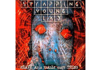 Strapping Young Lad - Heavy As A Really Heavy Thing - (Vinyl)