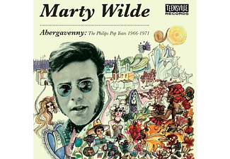 Marty Wilde - Abergavenny: The Philips Pop Years 1966-1971 - (CD)