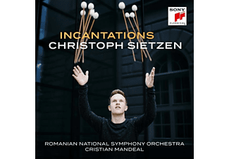 Christoph Sietzen - Incantations - (CD)