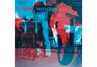 Cosmic Invention - Help Your Satori Mind - (Vinyl)