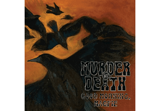 Murder By Death - Good Morning Magpie (Heavyweight LP) - (Vinyl)