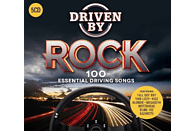 VARIOUS - Driven By Rock [CD]