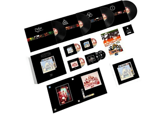 The Song Remains The Same (Super Deluxe Boxset) - (LP + DVD + CD)