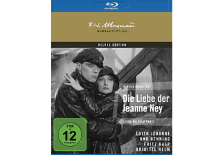 The Love of Jeanne Ney - (Blu-ray)