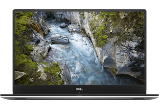 DELL XPS 15 9570 I9, Gaming Notebook mit 15.6 Zoll Display, Core™ i9 Prozessor, 32 GB RAM, 2 TB SSD, GeForce® GTX 1050 Ti, Silver