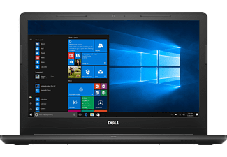 DELL INSPIRON 15 3000 I5, Notebook mit 15.6 Zoll Display, Core™ i5 Prozessor, 8 GB RAM, 1 TB HDD, HD graphics 620, Black