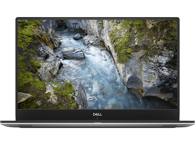 DELL XPS 15 9570 I7, Gaming Notebook mit 15.6 Zoll Display, Core™ i7 Prozessor, 16 GB RAM, 512 GB SSD, GeForce® GTX 1050 Ti, Silver
