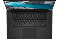 DELL XPS 15 9570 I7, Gaming Notebook, Core™ i7 Prozessor, 8 GB RAM, 256 GB SSD, GeForce® GTX 1050 Ti, Silver