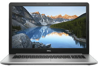 DELL INSPIRON 17 5770 I5, Notebook mit 17.3 Zoll Display, Core™ i5 Prozessor, 8 GB RAM, 1 TB HDD, UHD Graphics 620, Platinum Silver