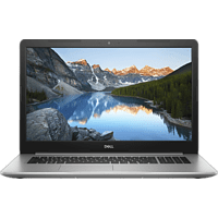 DELL INSPIRON 17 5770 I5, Notebook, Core™ i5 Prozessor, 8 GB RAM, 1 TB HDD, Intel® UHD-Grafik 620, Platinum Silver