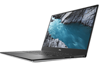 DELL XPS 15 9570 I7, Gaming Notebook, Core™ i7 Prozessor, 16 GB RAM, 512 GB SSD, GeForce® GTX 1050 Ti, Silver