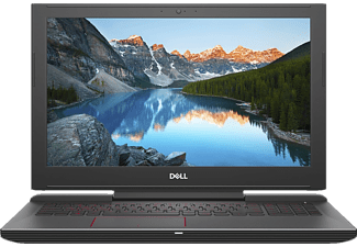 DELL G5 15 (5587) I7, Gaming Notebook mit 15.6 Zoll Display, Core™ i7 Prozessor, 16 GB RAM, 512 GB SSD, 1 TB HDD, GeForce® GTX 1060, Black
