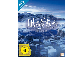 Nagi No Asukara - Vol. 4 (Episoden 17-21) - (Blu-ray)