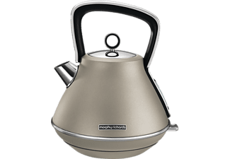 MORPHY RICHARDS 100103 Evoke, Wasserkocher, Platin