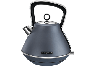 MORPHY RICHARDS 100102 Evoke, Wasserkocher, Steel Blue