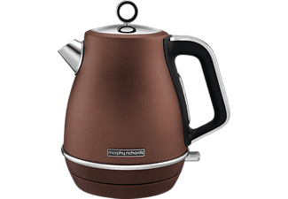 MORPHY RICHARDS 104401 Evoke, Wasserkocher, Bronze