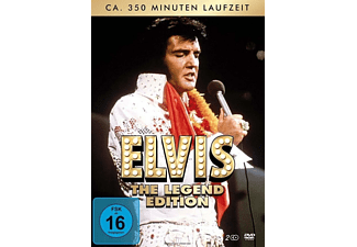 Elvis Legend Edition Musik DVD
