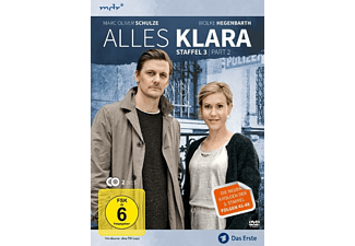 Alles Klara Staffel 3 - Part 2 - (DVD)
