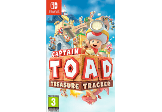 Nintendo Switch Captain Toad: Treasure Tracker