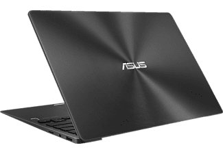 ASUS UX331UN-EG119T, Notebook mit 13.3 Zoll Display, Core™ i7 Prozessor, 16 GB RAM, 256 GB SSD, GeForce MX150, Slate Grey