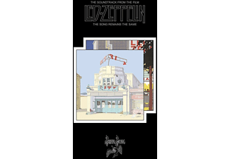 Led Zeppelin SONG REMAINS THE SAME Musik Blu-ray