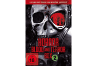 Horror Blood and Terror Box 2 [DVD]