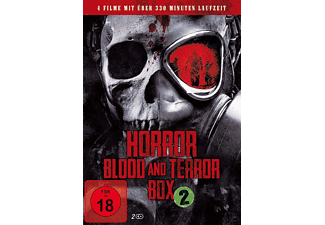 Horror Blood and Terror Box 2 - (DVD)