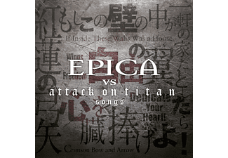 Epica - Epica vs. Attack On Titan Songs - (Vinyl)