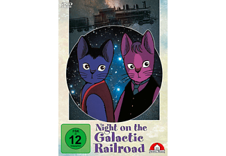Night on the Galactic Railroad - (DVD)