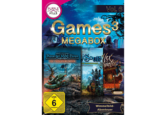 Games 3 MegaBox Vol. 6 (Purple Hills) [PC]