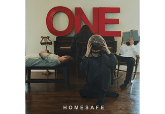 Homesafe - One (Ltd.Sea Blue Vinyl) - (Vinyl)