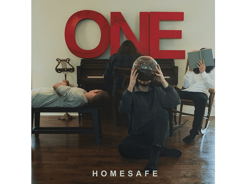 Homesafe - ONE [CD]