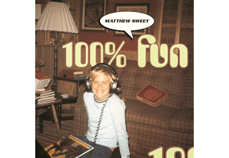 Matthew Sweet - 100% Fun (Expanded Edition) - (Vinyl)