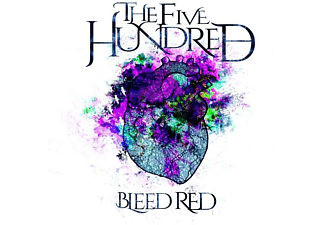The Five Hundred - Bleed Red - (CD)