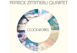 Patrick Zimmerli - Clockworks - (CD)