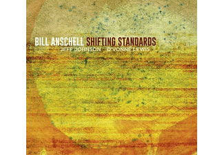Bill Anschell - Shifting Standards - (CD)