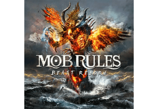 Mob Rules - Beast Reborn - (LP + Bonus-CD)